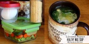 Healthy Mug Soup
