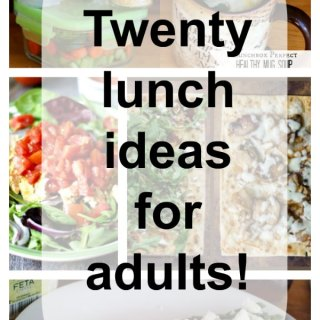 20 luch ideas
