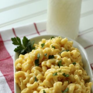Easy Mac and Cheese from scratch