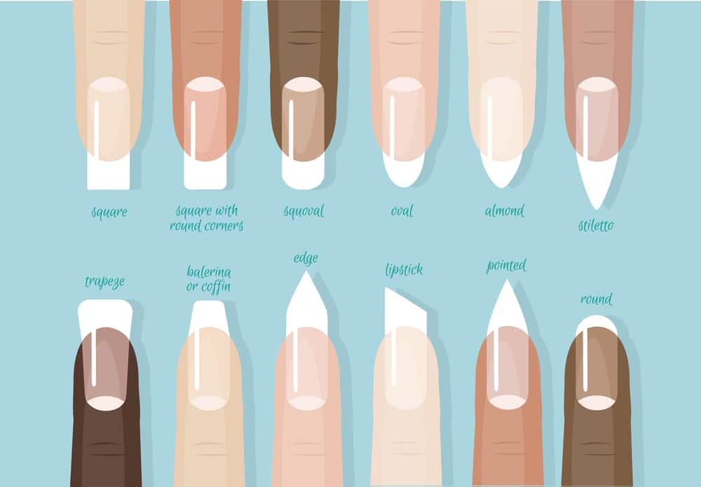 best nail shapes, The 8 Best Nail Shapes for Your Hands, How To Detox, How To Detox