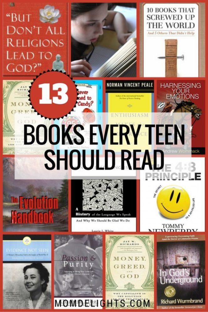 13 BOOKS EV