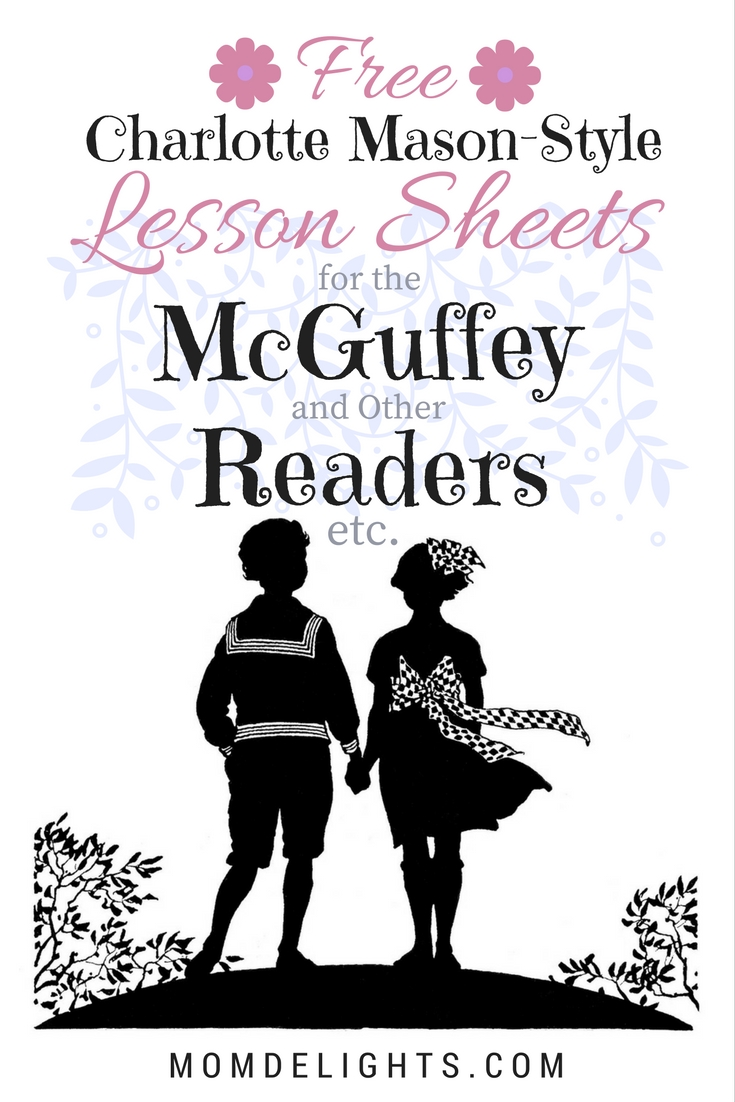 Free Lesson Sheets Printables • Mom Delights