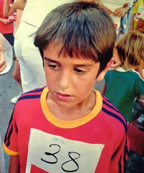 Atletismo contra la dislexia