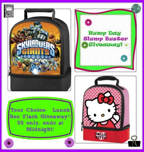 Skylanders Lunch Box