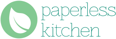 paperless kitchen logo