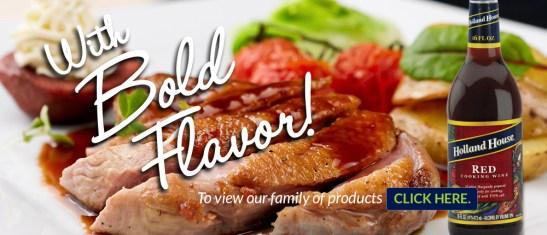 bold flavor holland