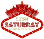BloggersWanted Super Saturday Giveaway Linky