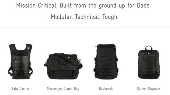 Win A Mission Critical Baby Carrier