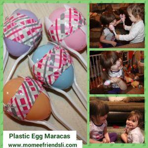 egg maracas