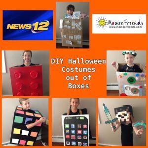 collage box costumes