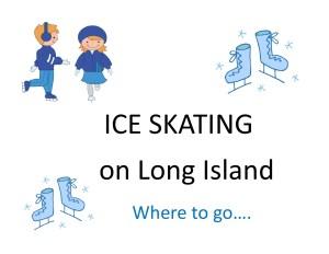 ice skating long island