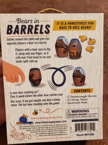 bears in barrels 2