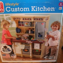 Step2 Lifestyle Custom Kitchen Ii Best Appliance Package Step 2