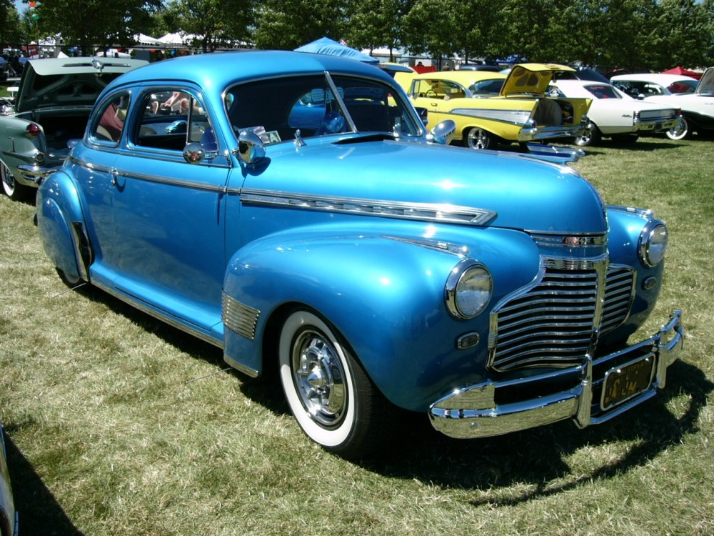medium resolution of 1941 chevrolet special deluxe information and photos momentcar 1960 ford wiring diagram 1941 ford deluxe wiring