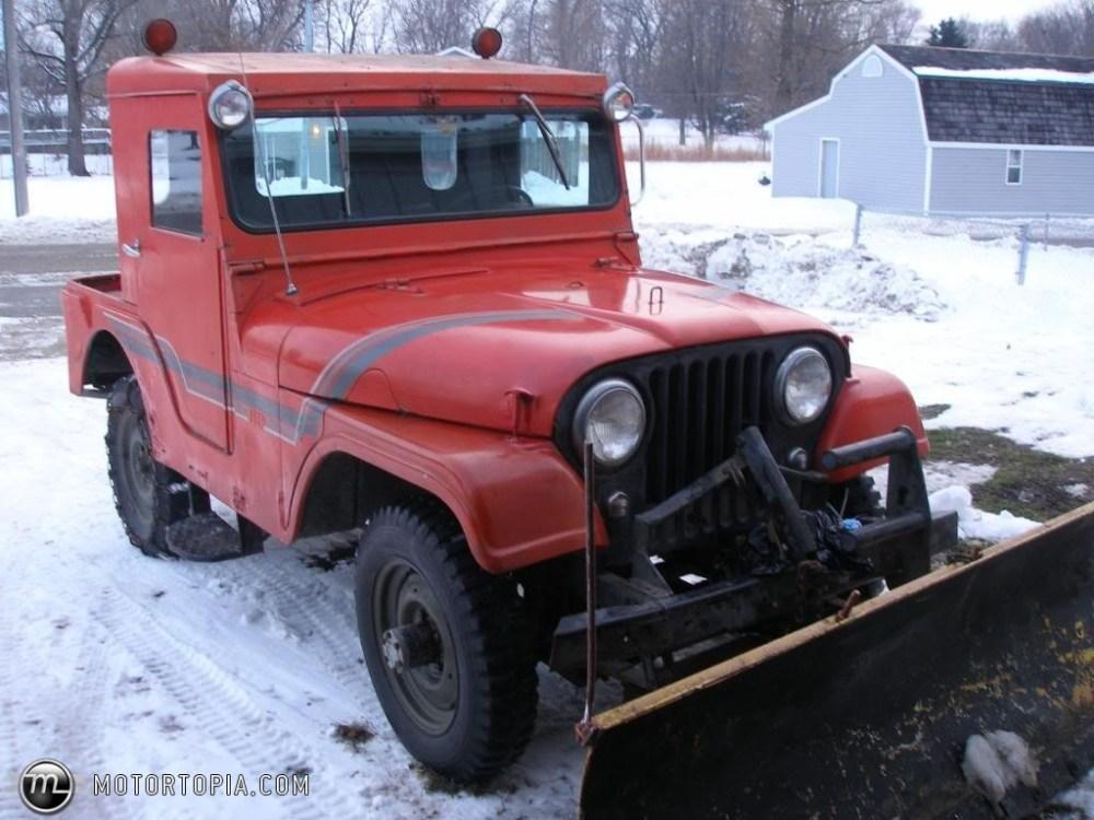 medium resolution of 1962 willys jeep cj5 wiring diagram