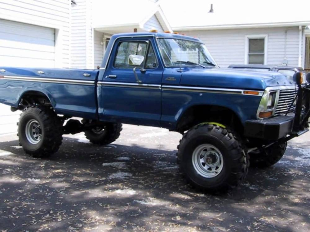 medium resolution of 1979 f250 1
