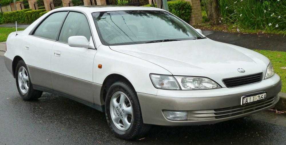 medium resolution of  1999 es 300 1