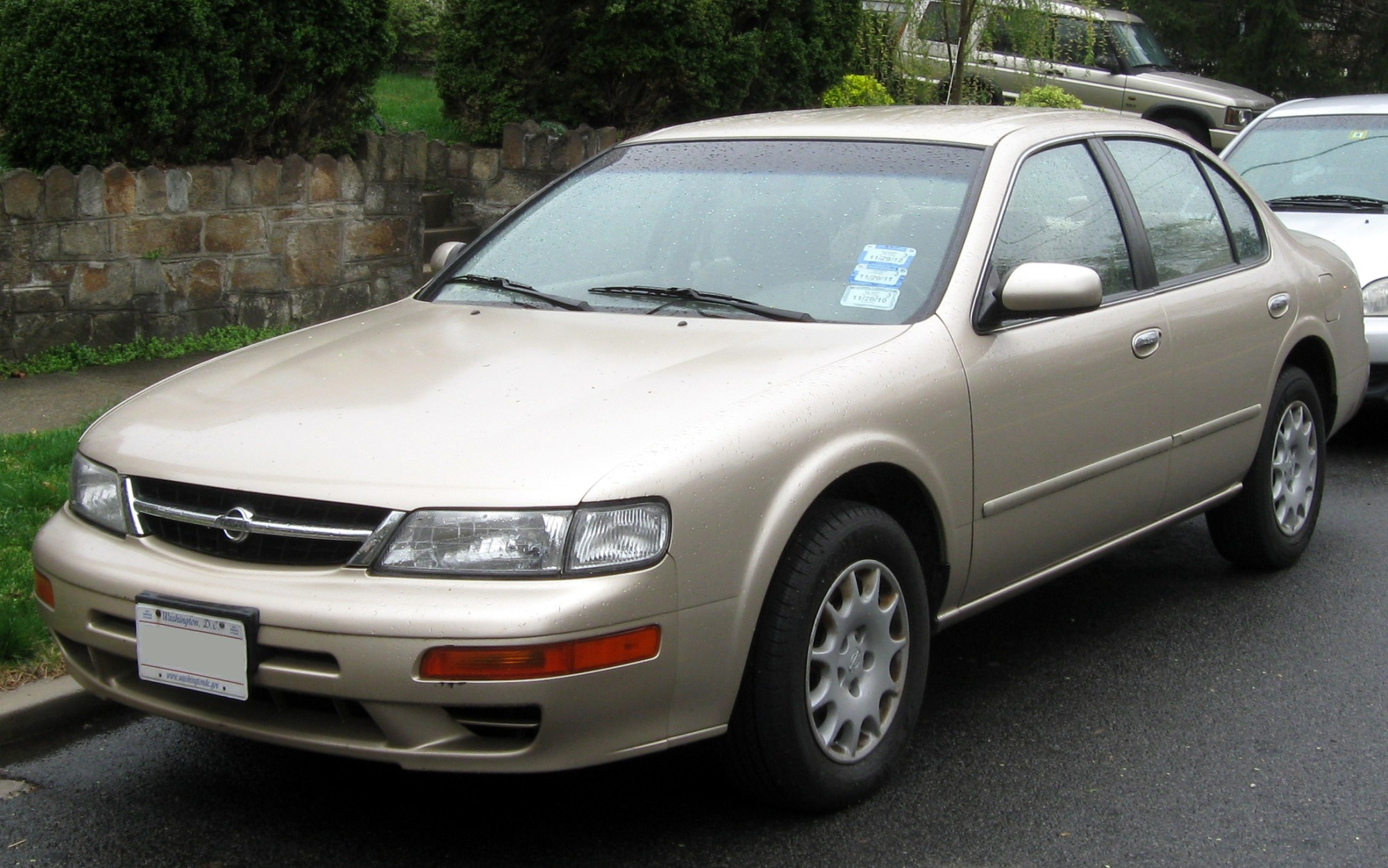 hight resolution of 1999 maxima 13