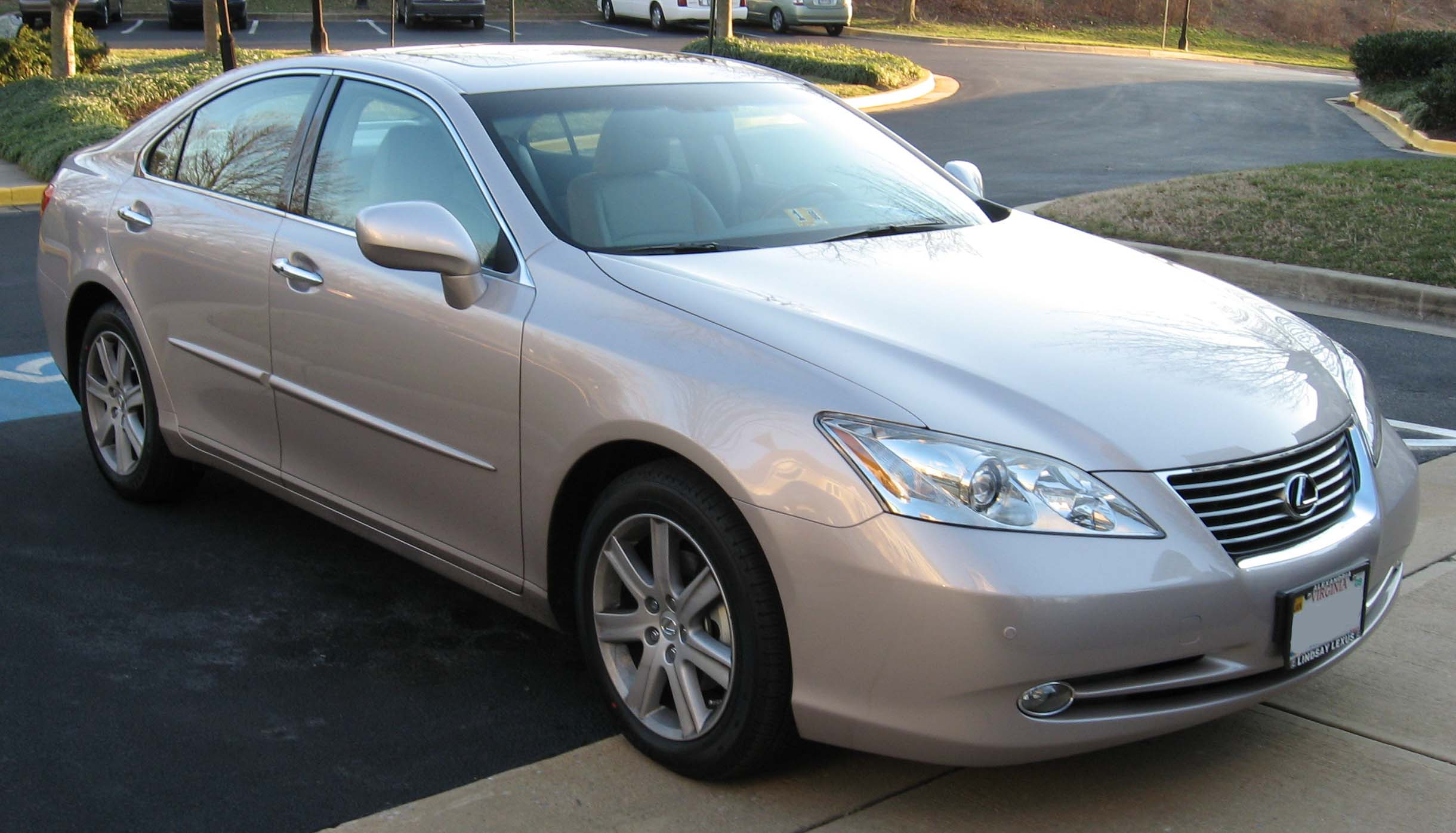 2007 Lexus IS 350 Information and photos MOMENTcar