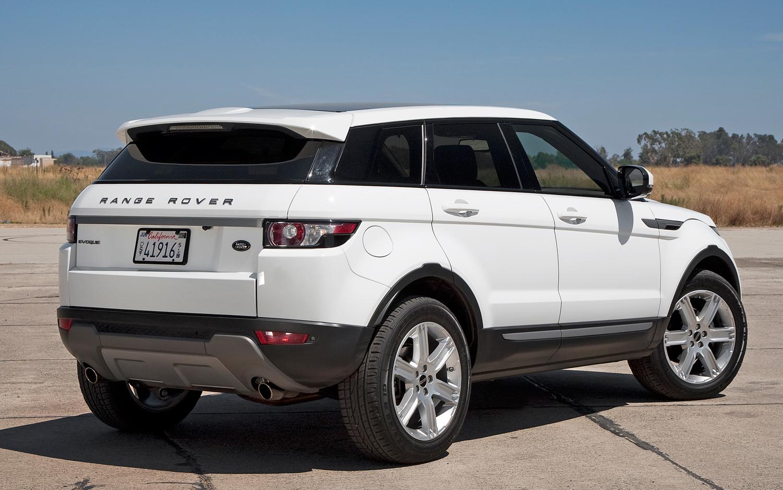 2012 Land Rover Range Rover Evoque Information And Photos Momentcar