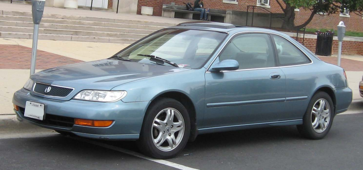 hight resolution of  acura cl 10