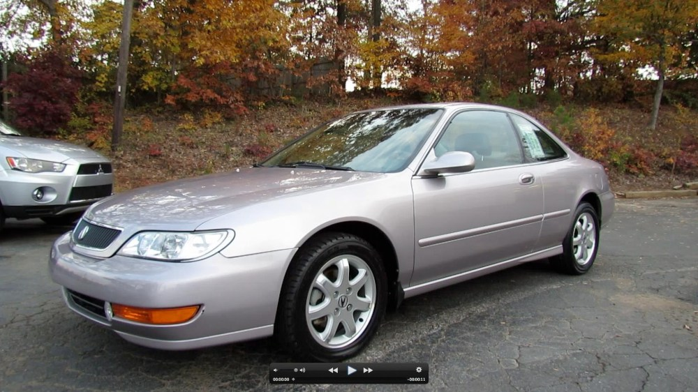medium resolution of  acura cl 3 0 premium 4