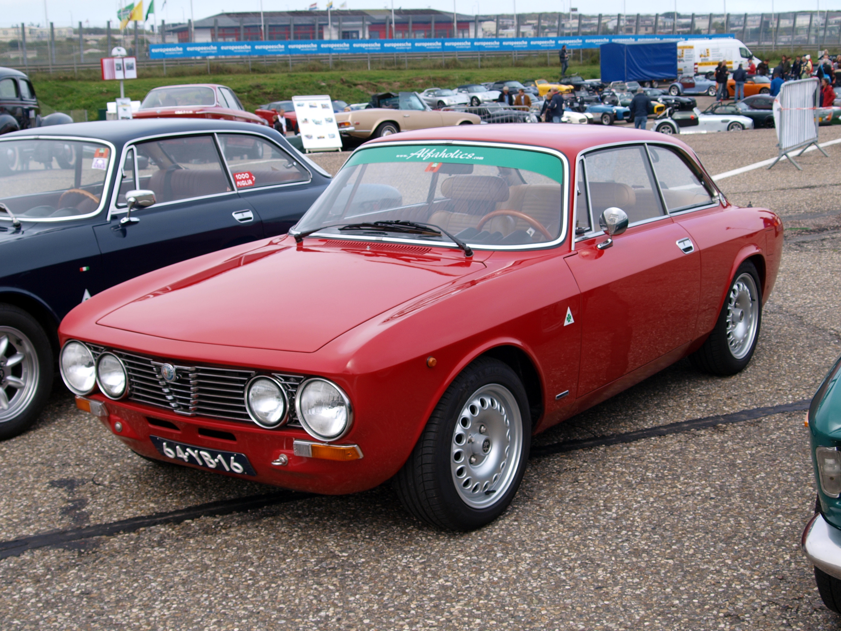 1973 Alfa Romeo 2000  Information And Photos  Momentcar