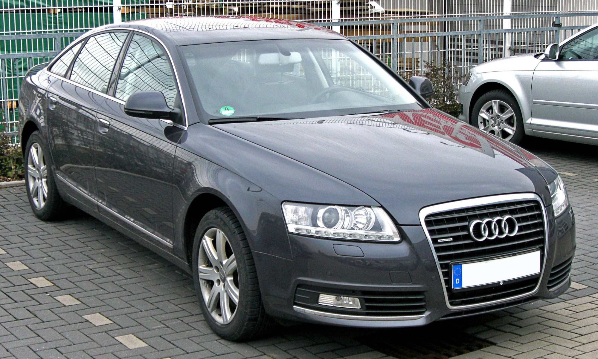 hight resolution of audi a6 2010 14