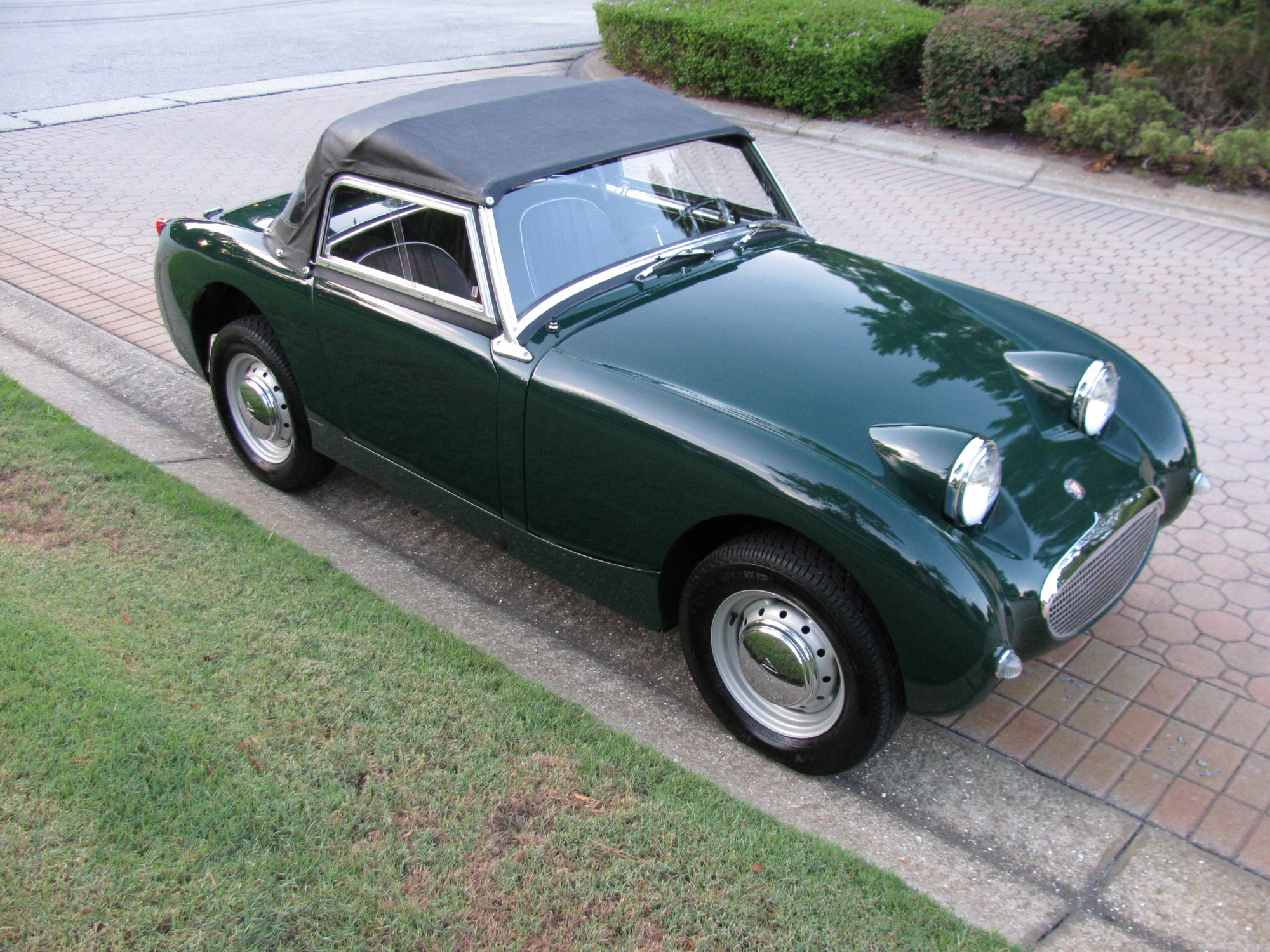 hight resolution of austin healey bugeye sprite wiring diagram austin healey