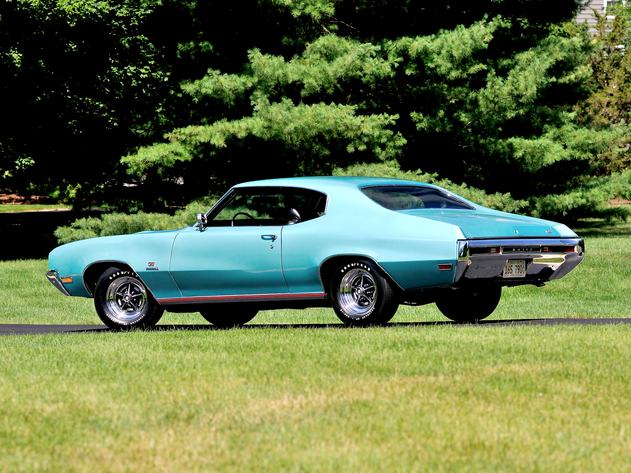 1970 Buick Gs 455  Information And Photos Momentcar