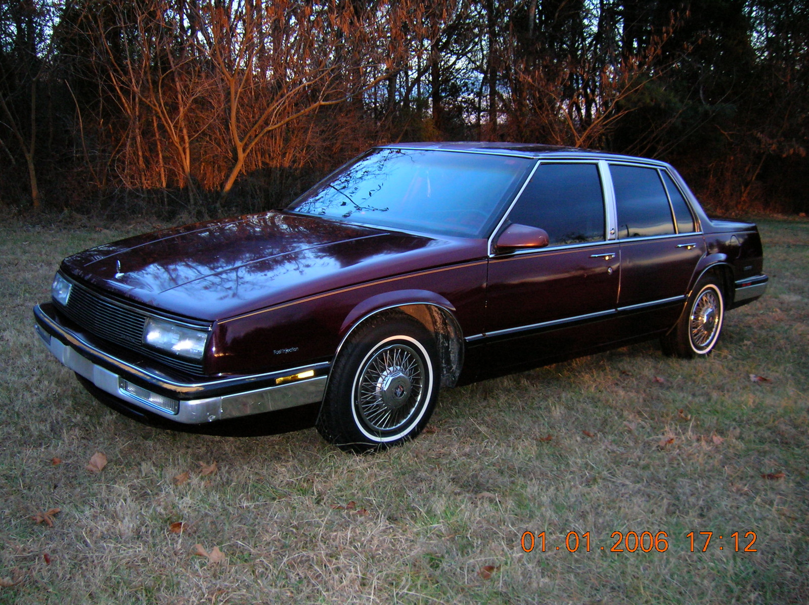 hight resolution of buick lesabre 1989 4