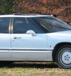 buick park avenue 1989 3 [ 2389 x 876 Pixel ]