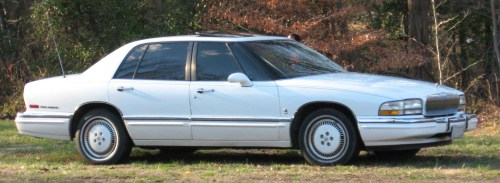 small resolution of buick park avenue 1989 3
