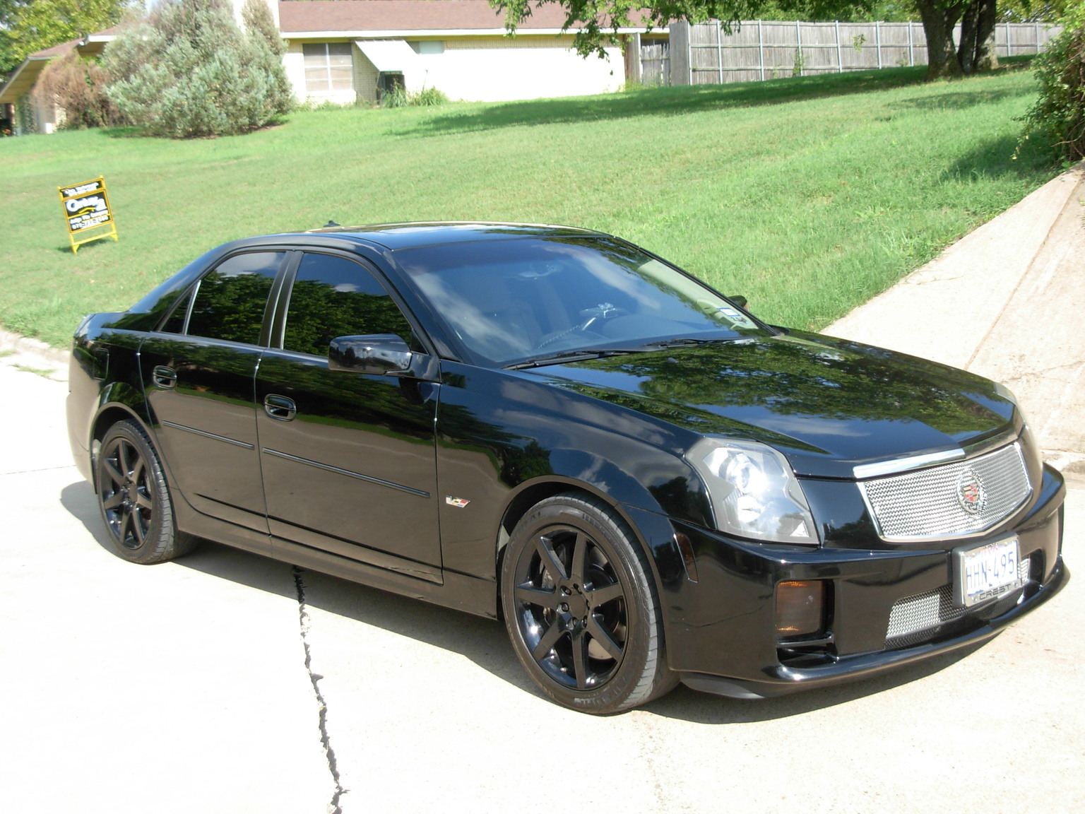 hight resolution of cadillac cts 2004 12