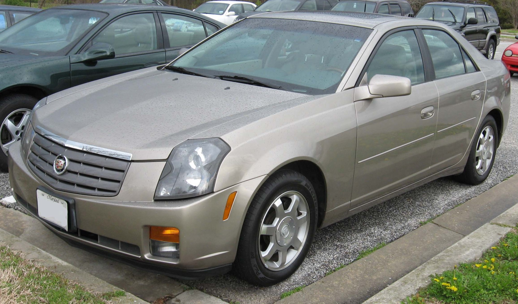 hight resolution of  cadillac cts 2007 14