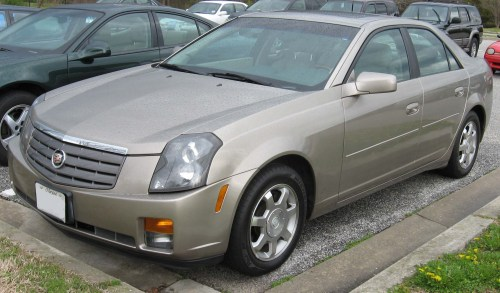 small resolution of  cadillac cts 2007 14