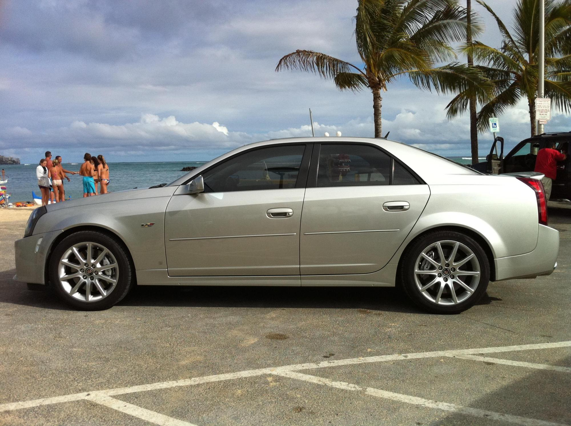 hight resolution of  cadillac cts 2007 16