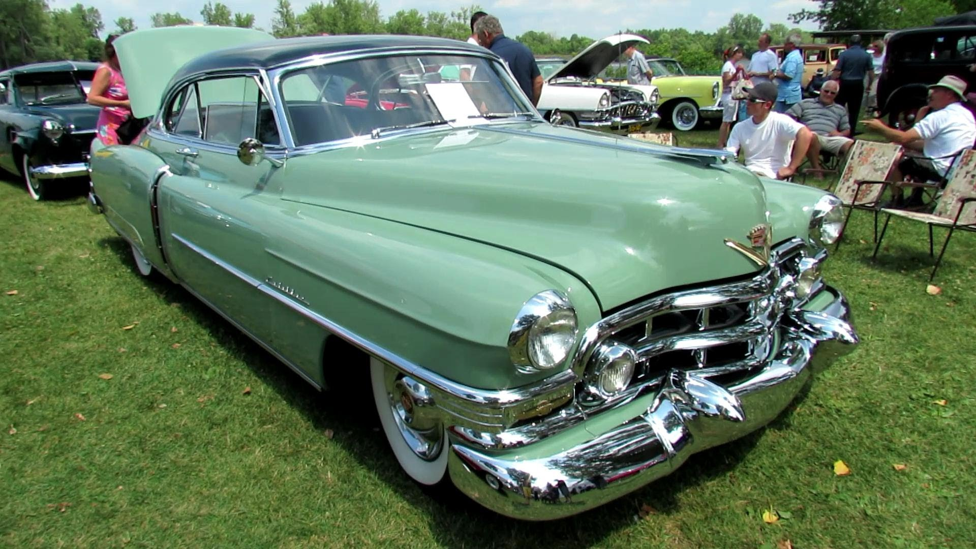 1951 Cadillac Coupe Deville