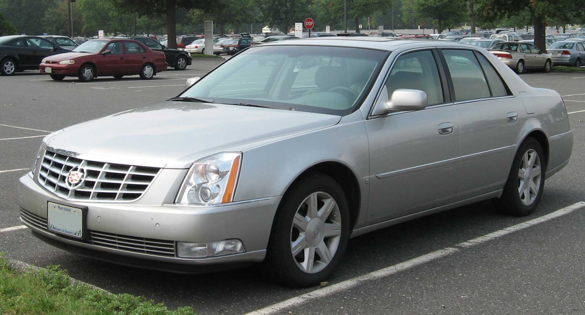 hight resolution of  cadillac dts 2007 14