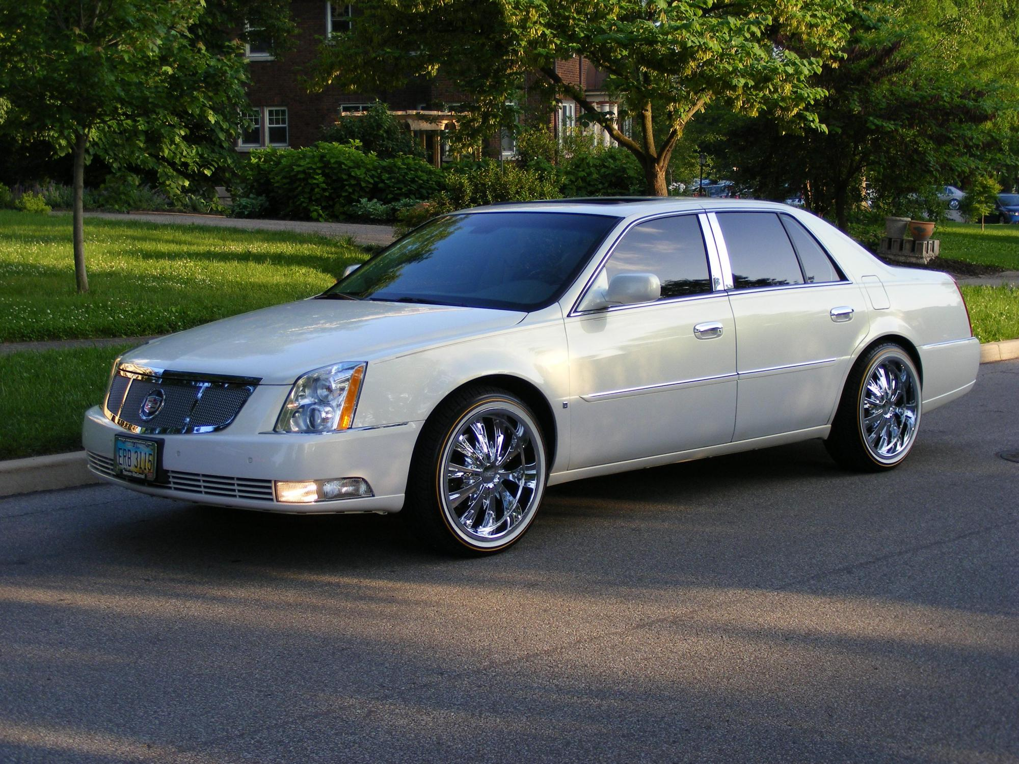 hight resolution of  cadillac dts 2007 8