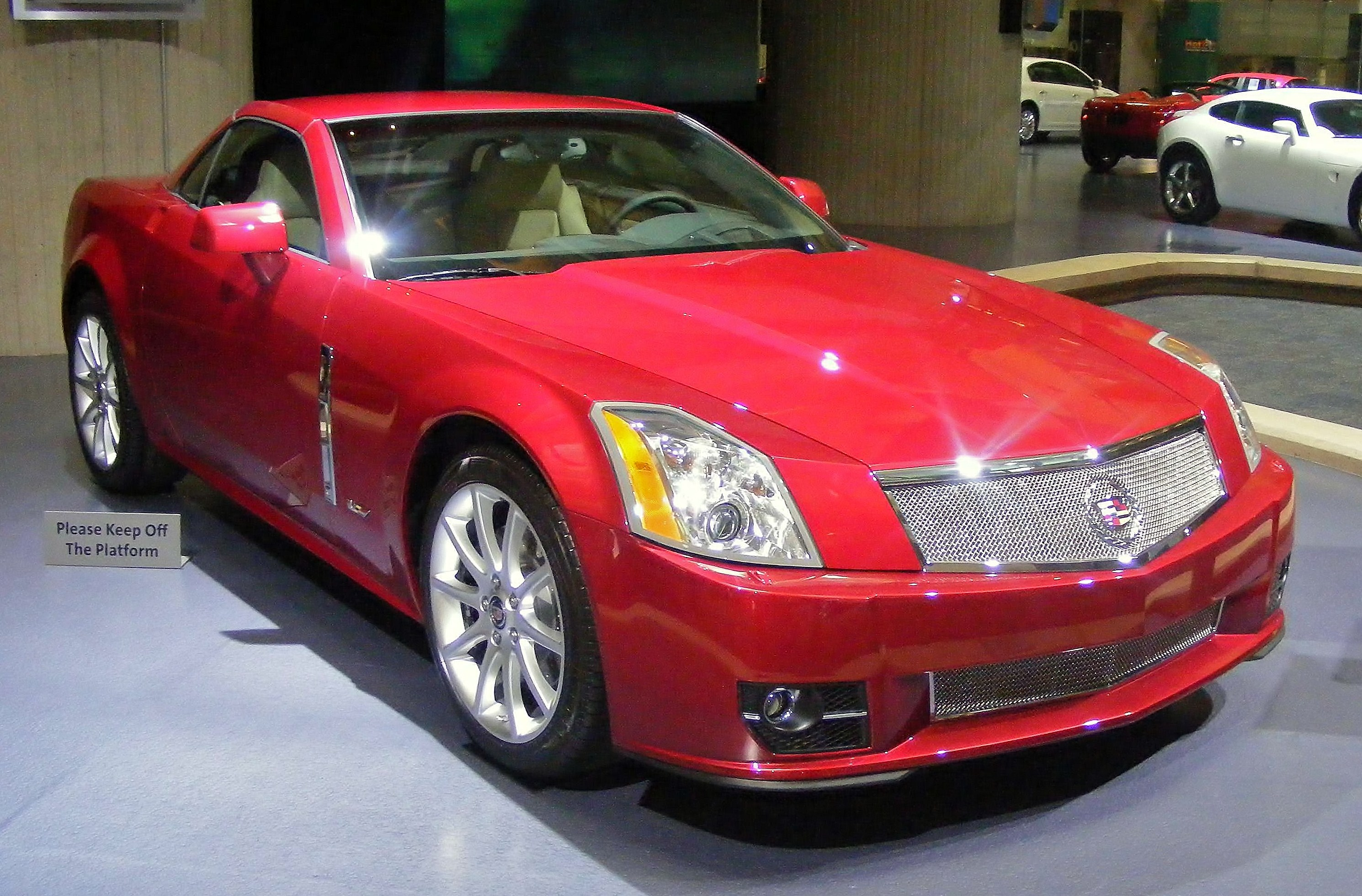 Cadillac Xlr V Information And Photos Momentcar
