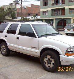chevrolet blazer 2003 12  [ 1024 x 768 Pixel ]