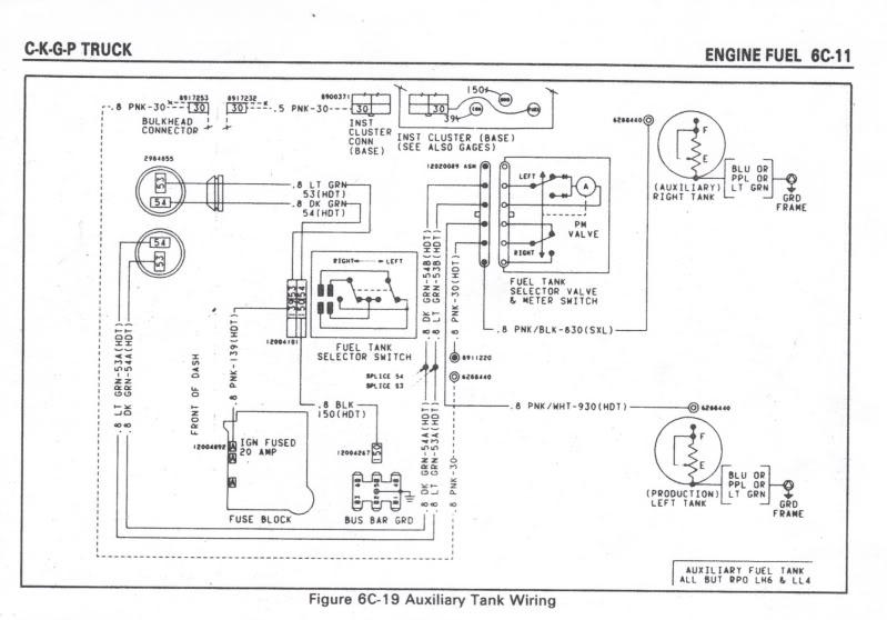 1983 Chevy Truck Wiring Diagram : 31 Wiring Diagram Images