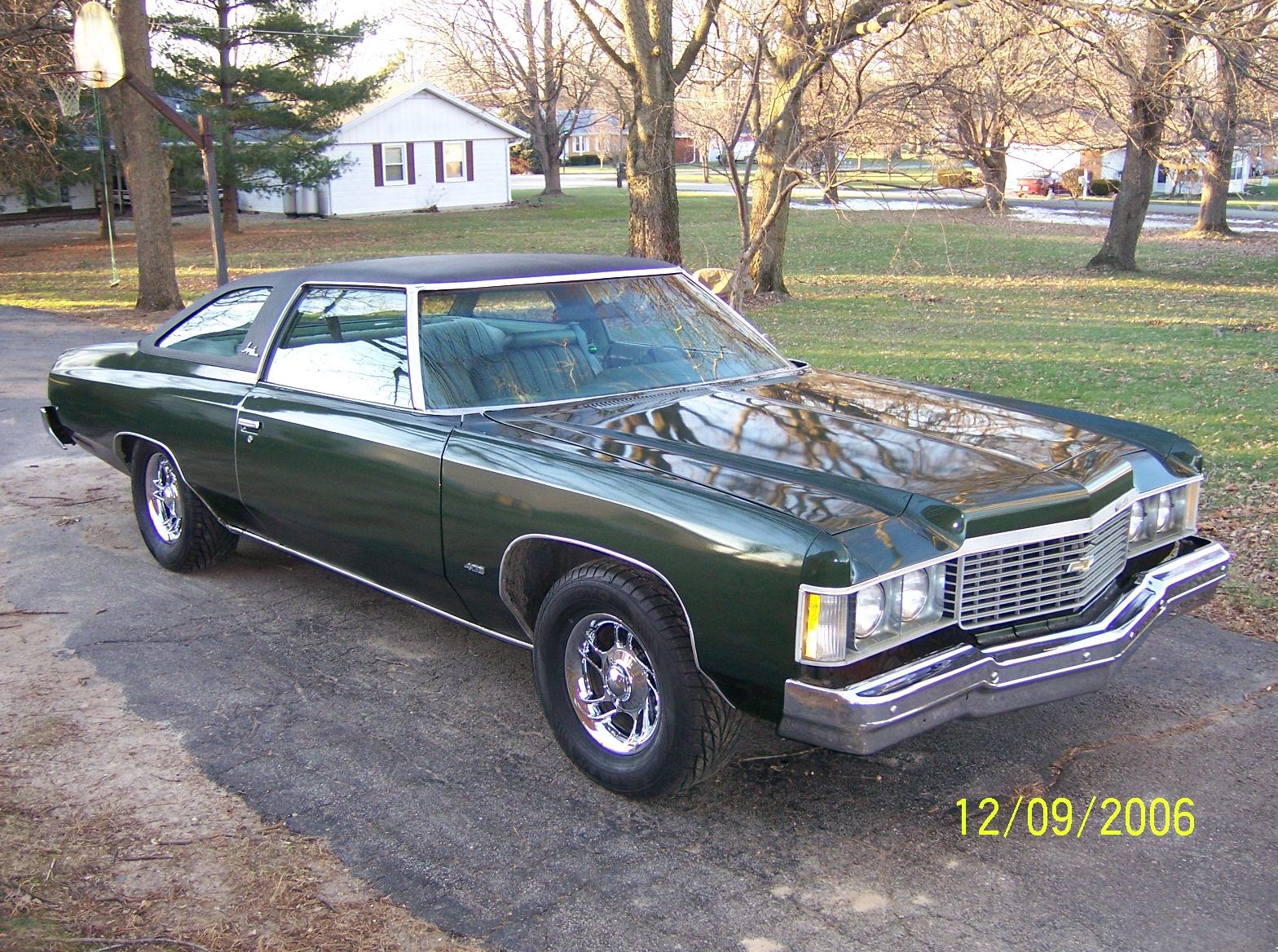 hight resolution of  chevrolet impala 1974 9