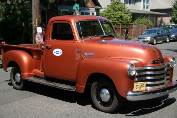 1948 Chevy Truck Craigslist - Year of Clean Water
