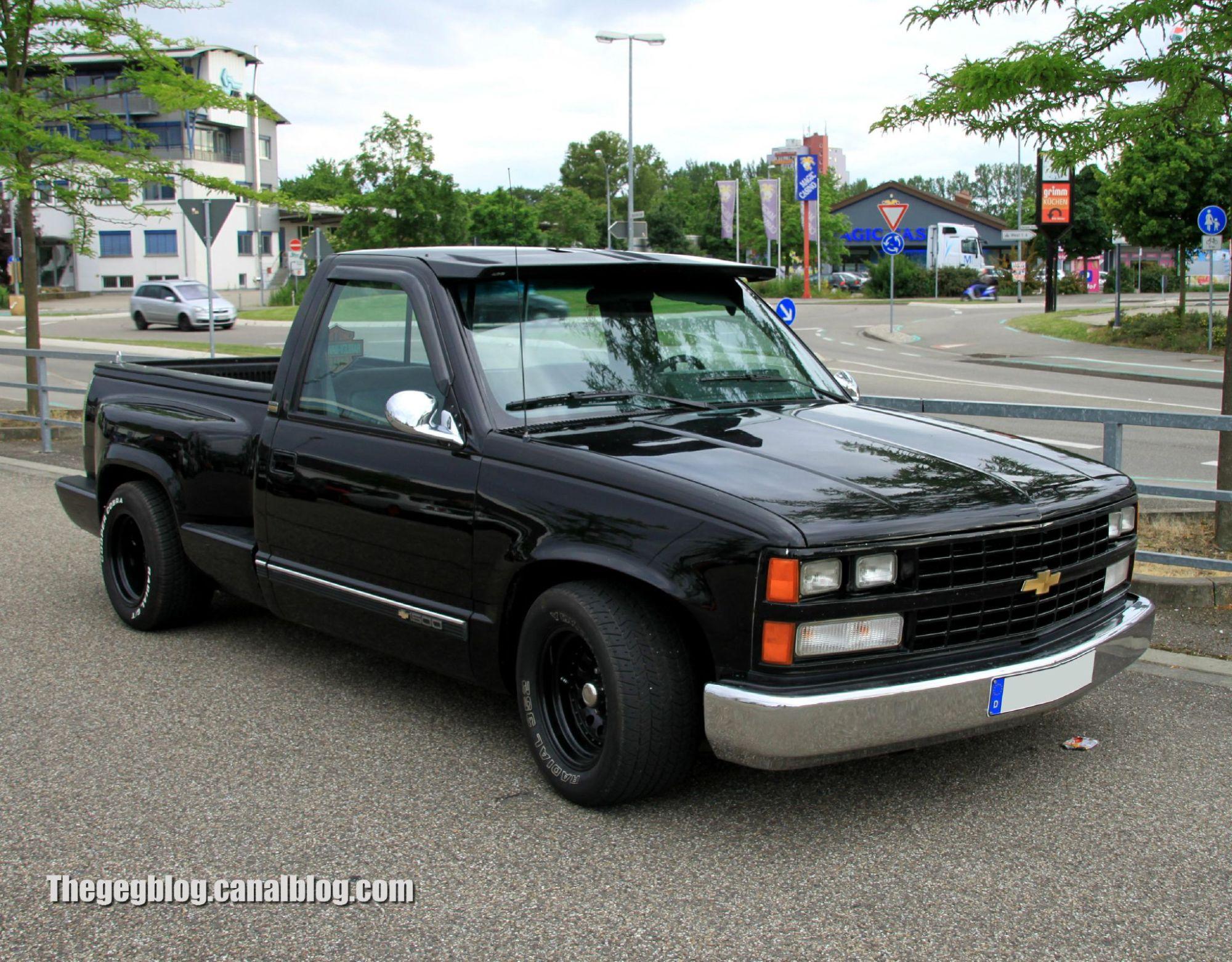 hight resolution of  chevrolet pickup 1989 7
