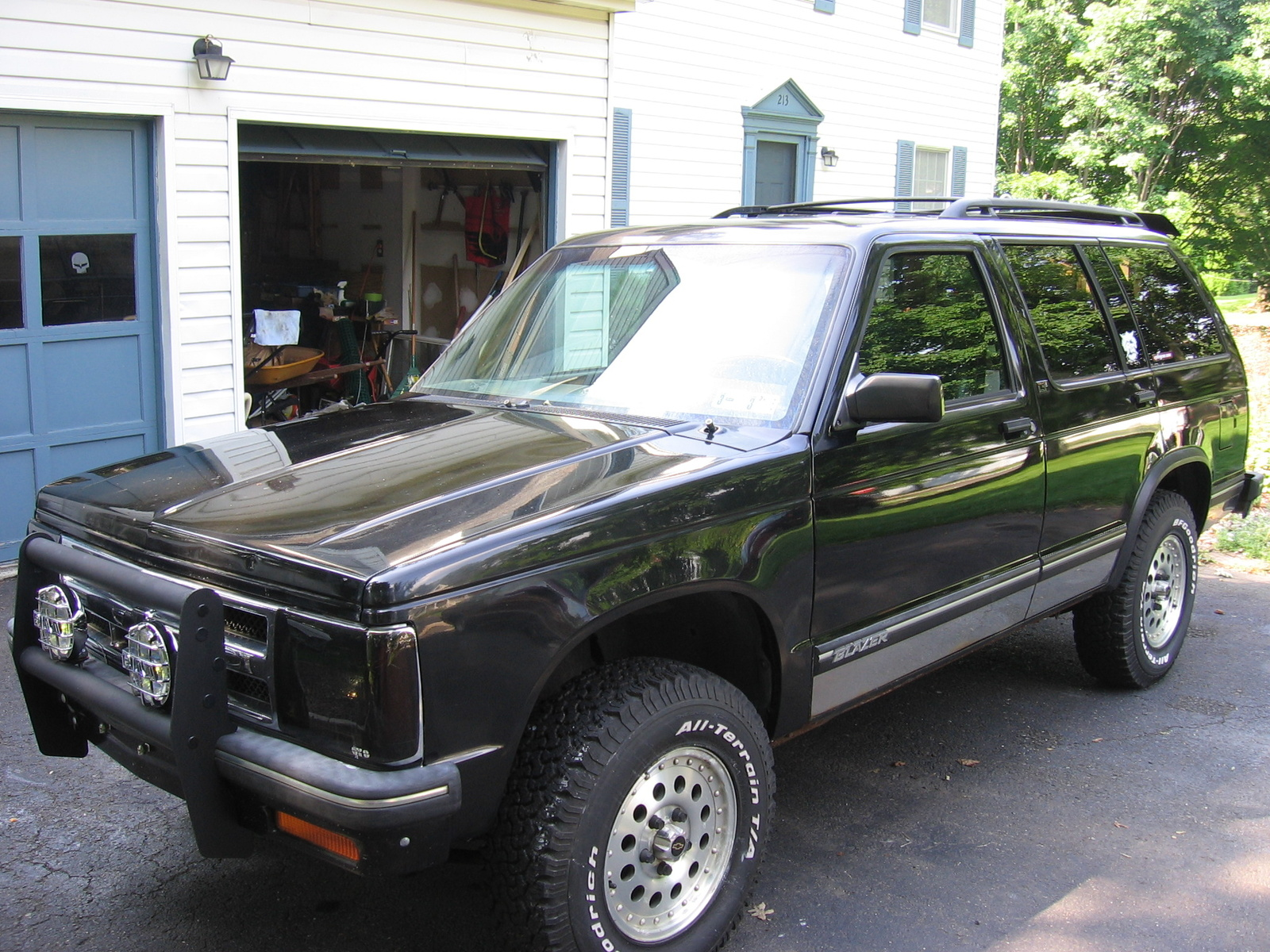 hight resolution of chevrolet s 10 blazer 1994 9