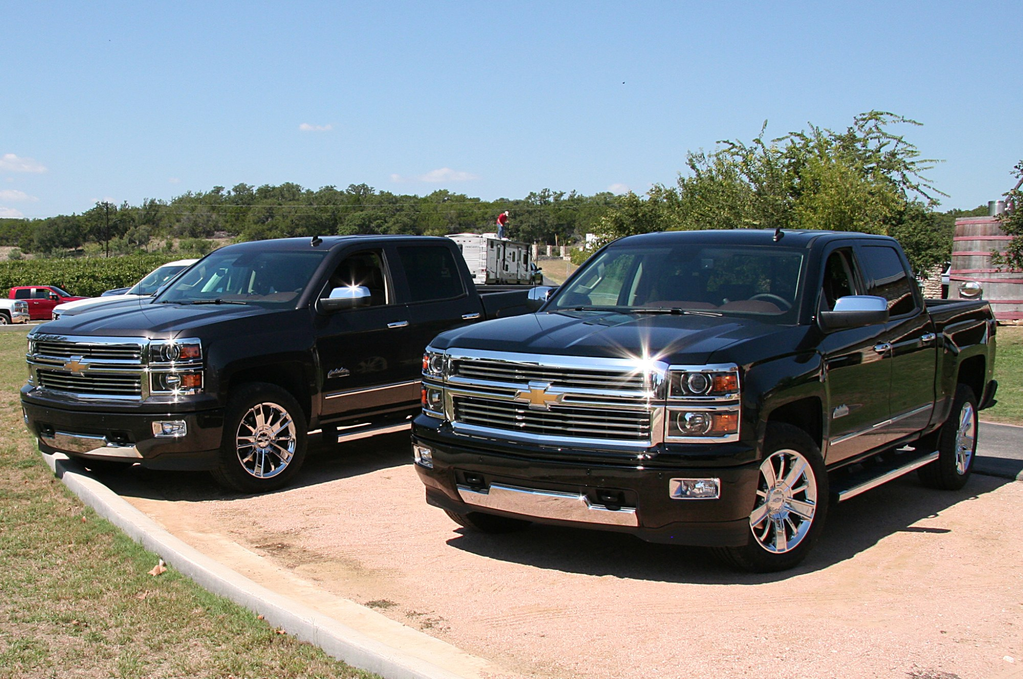 hight resolution of chevrolet silverado 1500 2014 8