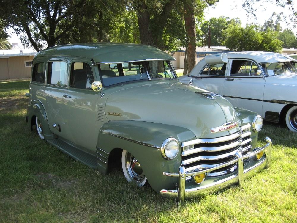 medium resolution of chevrolet suburban 1950 5