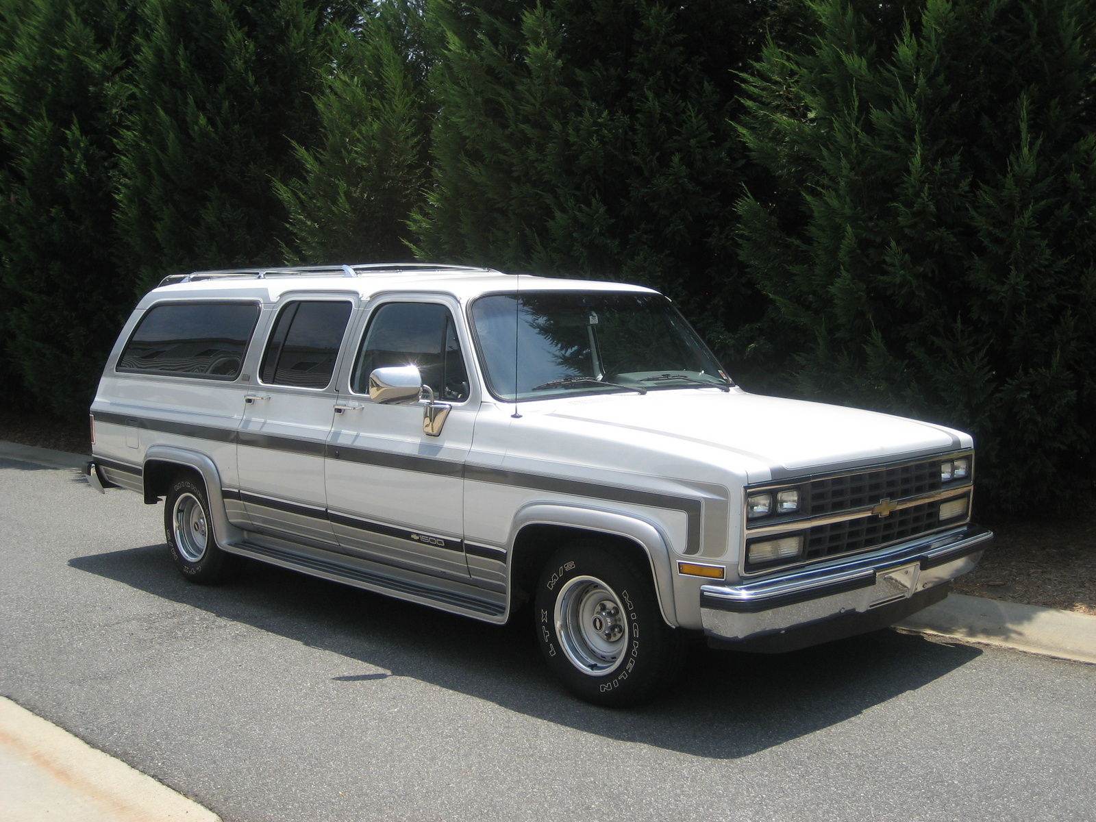 hight resolution of chevrolet suburban 1989 6